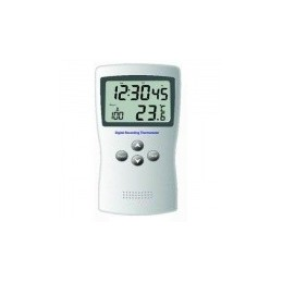 Digital thermometer data...