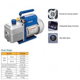 Vacuum pump VE215N