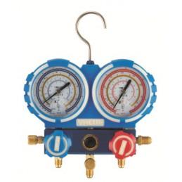 Manometer R410A / R407C /...