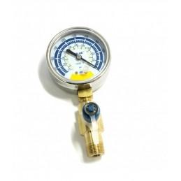 Adapter for vacuum meter