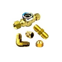 Nuts, pipe fittings