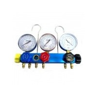 Manifold gauges